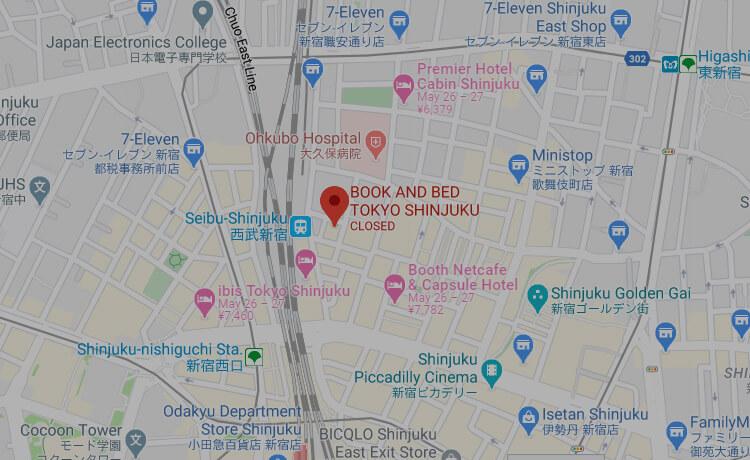 Google Map asakusa